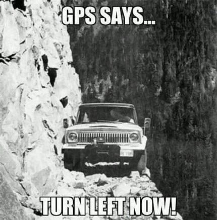 GPS-says…