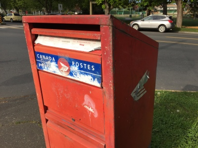 Would you trust your mail to THIS mailbox?