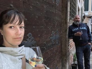 Venice is sinking – Alina C Fisher